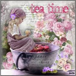 A PAMS TEA & TESTIMONIES -TEA for TWO & TWO for TEA