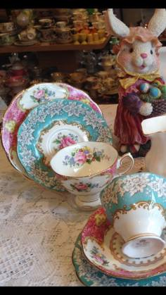 FOR TEA & TESTIMONIES-AND EVERYTHING NICE ANTIQUES