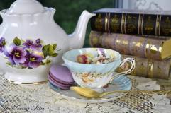 PAMS TEA & TESTIMONIES-THE TEACUP ATTIC-AYNSLEY