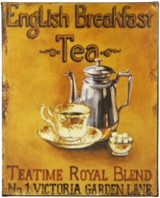 TEA & TESTIMONIES-GREAT BRITISH TEA PARTY
