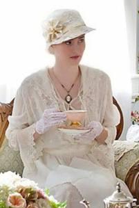 TEA & TESTIMONIES-MISS GARA LYNNE's COZY COTTAGE