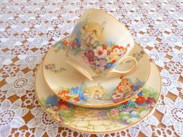 TEA & TESTIMONIES-TEA CUPS and CUPCAKES