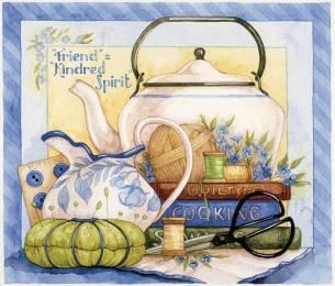 Tea & Testimonies- TEA FOR ALL REASONS