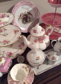 TEA & TESTIMONIES-VICTORIAN TEA TIME