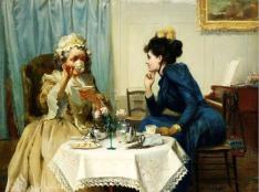 TEA & TESTIMONIES