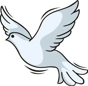 DOVE FOR WING HIS WORDS
