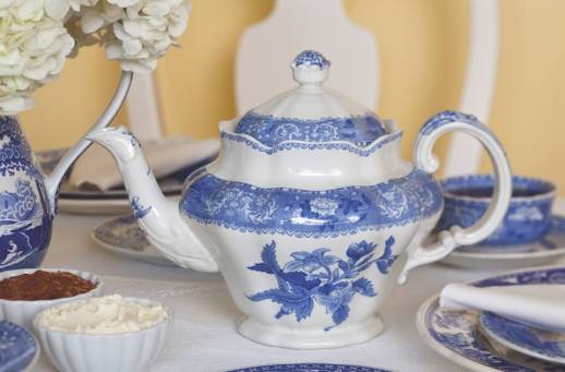 TEA & TESTIMONIES-Tea Time Magazine