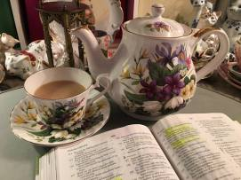 7-31-18-TEA & TESTIMONIES-Jesus, Me And Afternoon Tea