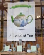 TEA & TESTIMONIES-TEAHOUSE EMPORIUM